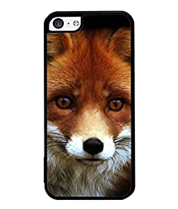 PrintVisa Designer Back Case Cover for Apple iPhone 5c (sharp fancy flashy beautiful doggie puppy)