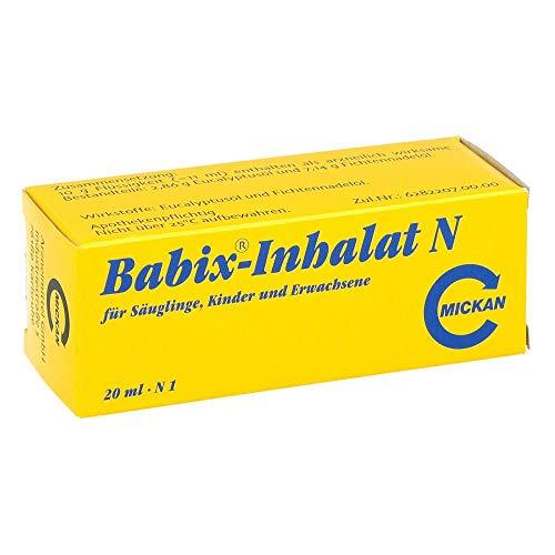 Babix-Inhalat N 20 ml