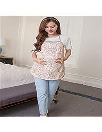 BABIFIS Delantal de protección radiológica para Embarazadas, Traje de Fibra de Plata de radiación Diseño