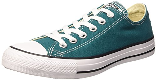 converse-unisex-adults-converse-sneakers-chuck-taylor-all-star-c151179-low-top-sneakers-green-size-6