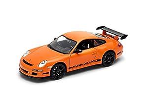 """Welly Botas de 09111""""Porsche 997GT3RS Modelo de Juguete"""