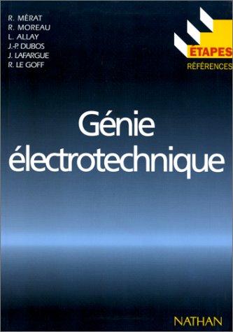 GENIE ELECTROTECHNIQUE