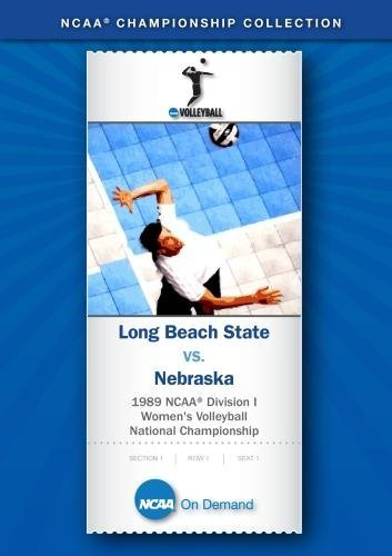 1989 NCAA(r) Division I Women's Volleyball National Championship - Long Beach State vs. Nebraska