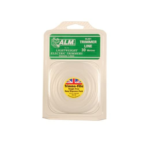 2 x Trimmer Line 1.3Mm X 30M