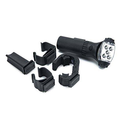 Broil King 50936, Grilllicht universal, LED Q-Lite, Schwarz, Babeque Genius