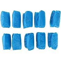 Homyl 100x nichtgewebter Wegwerfüberschuh-Abdeckungs-Überschuh-Überschuhe-rutschfestes langlebiges Gut * preisvergleich bei billige-tabletten.eu