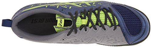 Asics Mens Gel-Fortius TR 2 Training Shoe Indigo Blue/Lime/Taupe