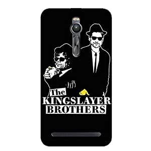THE KING SLAYERS BROTHERS BACK COVER FOR ASUS ZENFONE 2
