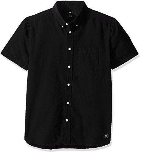 DC Herren Oxford 3 Woven Black