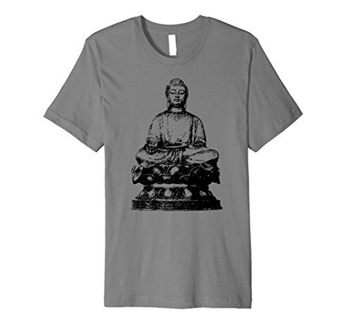 Buddha, kanakamuni T-Shirt Buddhistisches Zen Buddhismus Meditation Tee