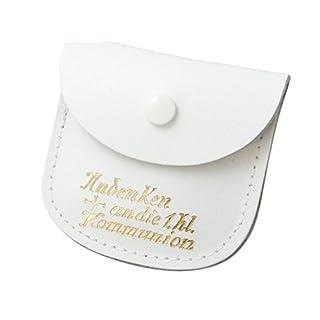 Anzmann Communion White Leather Case