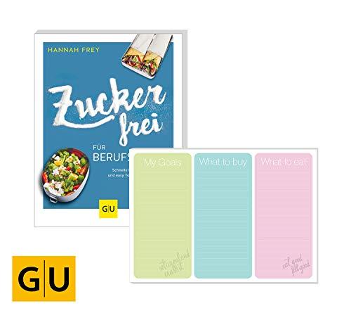 GU Zuckerfrei für Berufstätige + praktischen Aufgabenplaner