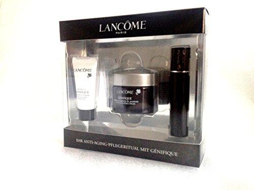 Lancôme Anti-Aging Pflege Génifique Geschenkset Génifique Creme 15 ml + Advanced Génifique Serum 5 ml + Hypnôse Doll Eyes Mini Mascara...
