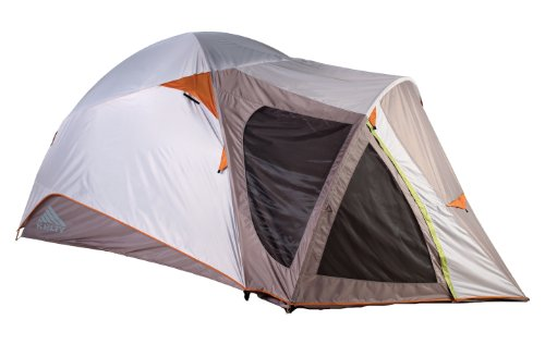 41EBLPJ4DHL - Kelty Palisade 6 Person Tent - Cool Grey/Putty