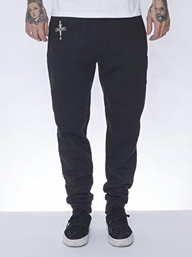 Elevencult -  Pantaloni sportivi  - Uomo Nero