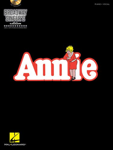 Annie chant+CD (Vocal Piano)
