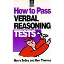 How to Pass Verbal Reasoning Tests (Test Series)