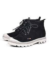 Scarpe sportive nere con chiusura velcro per donna Harrys Horse