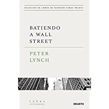 Batiendo a Wall Street: Peter Lynch con la colaboración de John Rothchild (Cobas Asset Management)