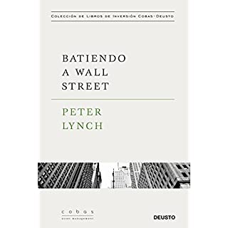 Descargar Batiendo A Wall Street Peter Lynch Gratis