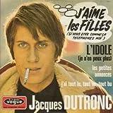 Jaime les filles EP 4-TRACK CARD SLEEVE 1) Lidole 2) Les petites annonces 3) Jaime les filles 4) Jai tout lu, tout vu,.
