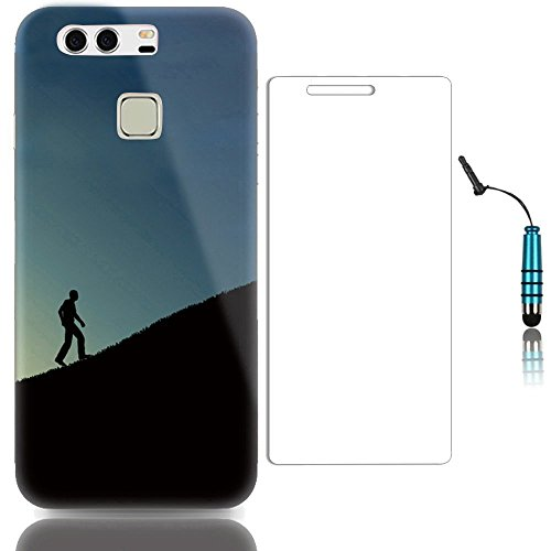 huawei-p9-case-sunroyal-creative-ultra-thin-slim-premium-silicone-bumper-hard-pc-back-cover-matte-tr
