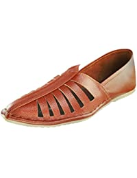 Fashimo Nagra Casual Slip-Ons With Perforations Nagra Casual Slip-Ons With Perforations