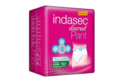 Indasec - Ropa interior absorbente