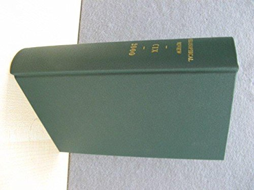 The Philosophical Review: Volume CIX: 2000