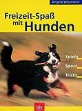 Freizeit-Spass mit Hunden: Spiele, Sport, Tricks
