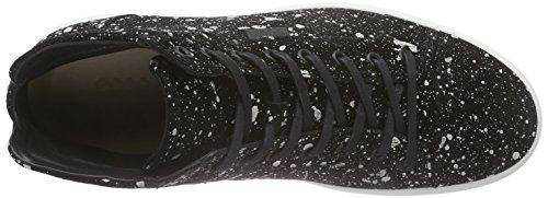 Ecco black05001 Morbido Uomo Basse Nero 7 Scarpe qwzxqnrH