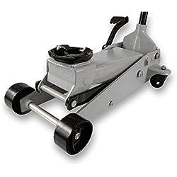 Cric rouleur à Levage Rapide hydraulique 3 tonnes cric Levage Max 500 Mini 145mm Autoselect 4840036