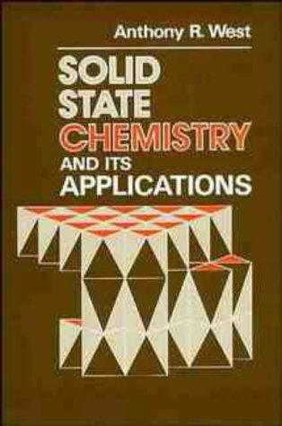 Solid State Chemistry & its Applications