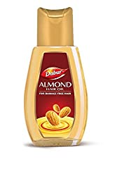 Dabur Almond Hair Oil for Damage Free Hair - 100 ml