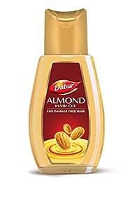 Dabur Almond Hair Oil for Damage Free Hair - 100 ml