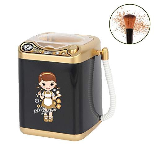 HONGFUTONG Mini Toy Makeup Brush Cleaner Waschmaschine Automatische Reinigung Waschmaschine für Kosmetik Make-up Pinsel