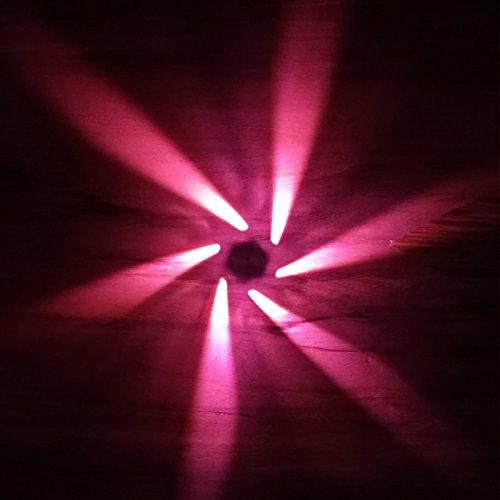 LED Deckenleuchten Innen Wandleuchten Wand für Kinder lèche-murs Dekoration Lampen 3W AC85–245V Rosa