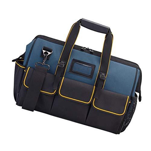 Fenteer Tragetasche/Werkzeugtasche mit schlagfester Boden, aus robustem Material - 14 Zoll