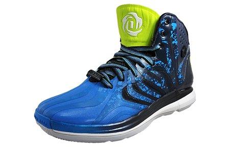 Adidas D Rose 4.5 Dark Blue / Light Blue / White