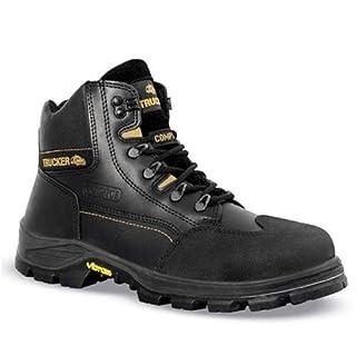AIMONT Halbschuh Revenger Sicherheit Stiefel Schutz Zehenschutzkappe Größe 7schwarz Ref 7tr0607Paar 153650