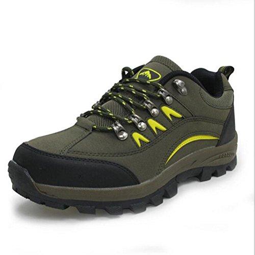 Z&HX sportsScarpe da esterno scarpe da trekking scarpe da trekking sportiva anti-skid army green