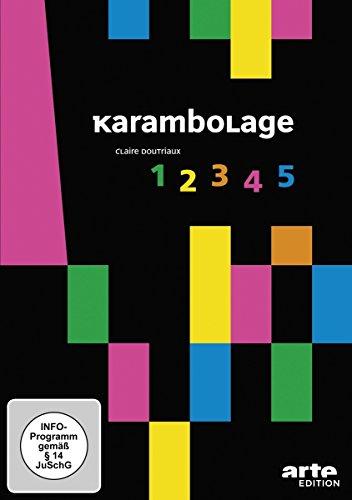 Bild von Karambolage 1-5 (5 DVDs)