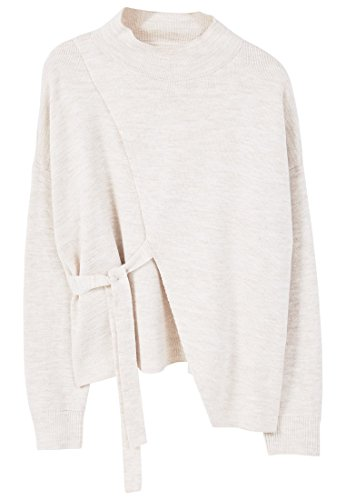mango-bow-wrapped-sweater-sizem-colorsand