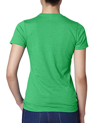 Next Level - T-shirt - Femme Vert - Vert vif