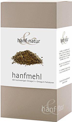 *Hanf&Natur Bio Hanfmehl, 500 g*