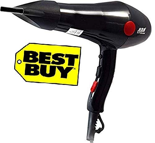 Hana Professional Hair Dryer 2000 Watt (Black)