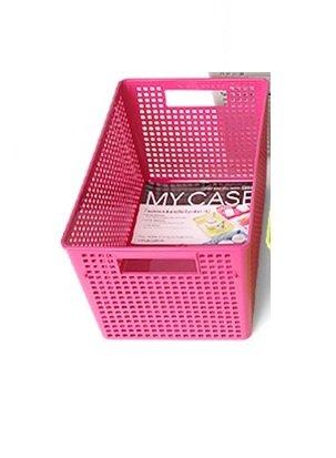 Lock&Lock Fashion Basket, Pink (HP266)