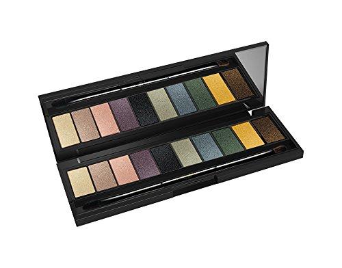L'Oréal Paris Make Up Designer - Palette di ombretti Color Riche Gold, edizione natalizia
