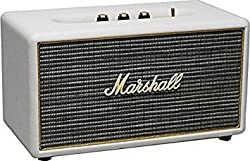 Black and White : Marshall Acton Speaker with Bluetooth - Cream