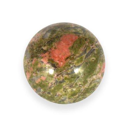Unakite cristallo sfera